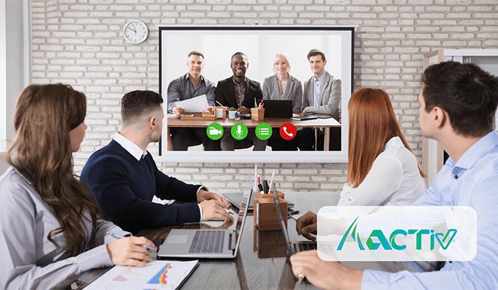 Tips Sederhana Untuk Bisnis Untuk Konferensi Video yang Lebih Cepat Dan Efektif